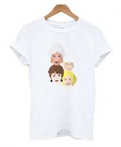22 Awesome Golden Girls T shirt