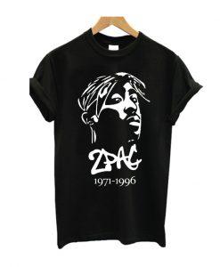 2pac 1971-1996 Unisex T shirt