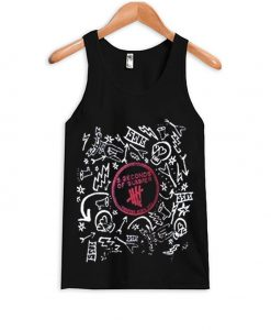 5 Seconds Of Summer band tank top