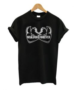 Wakanda Forever Arms T Shirt