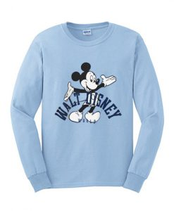 Walt Disney World Mickey Vintage Sweatshirt