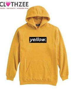 Yellow Stripe Hoodie