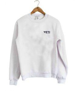 Yeti Bigfoot Sweatshirt