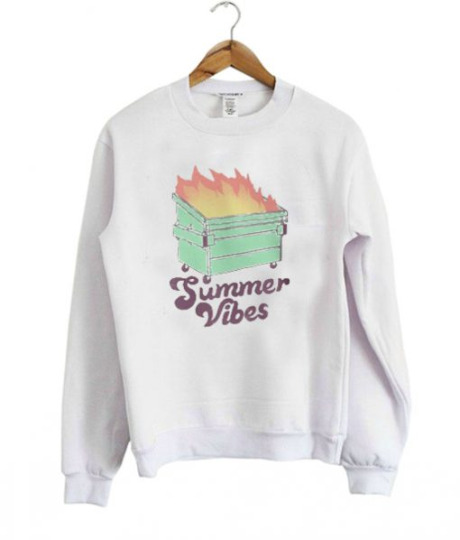 Summer Vibes Sweatshirt