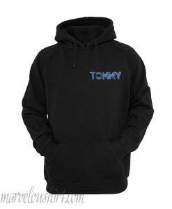 Tommy Black Hoodie