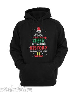 The best way to spread Christmas hoodie