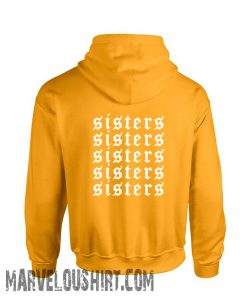 Sisters Chic Fashion Hooded