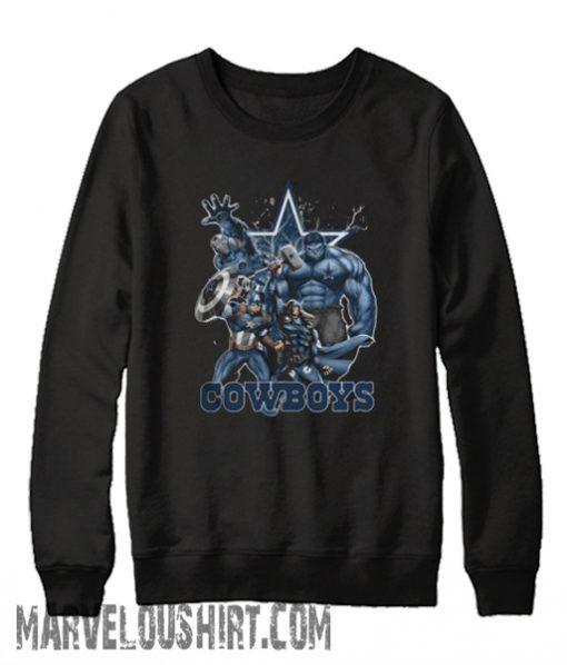 The Avengers Dallas Cowboys Sweatshirt