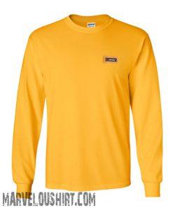 Yellow Pullovers Sweatshirt