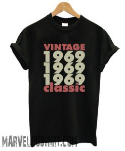 1969 – 2019 50 Years Perfect comfort T-Shirt