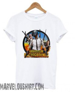 2018 Player Unknown's Battlegrounds comfort T shirt