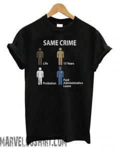 Same Crime comfort T shirt