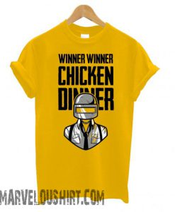 Winner Winner Chicken Dinner comfort T shirt