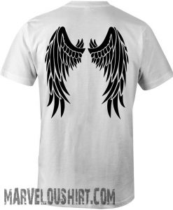 The Angel Wings comfort T shirt