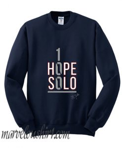 1 Hope Solo comfort Sweatshirt