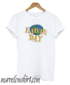 Earth Day comfort T Shirt