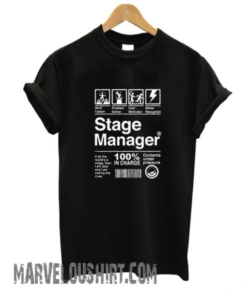 Manager Theatre comfort T-Shirt