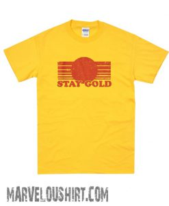 Stay Gold comfort T Shirt