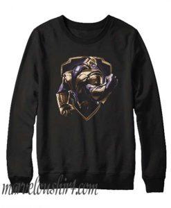 Thanos Ruler of The Universe comfort Sweatshirt