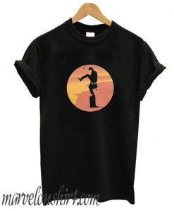 SILLY KARATE comfrort T SHIRT