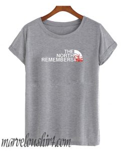 The North Remembers Got comfort T-SHIRT