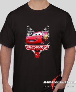 Disney Cars Lighting McQueen - Mommy comfort T shirt
