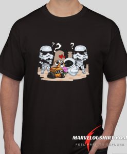Droids we're looking for comfort T-shirt
