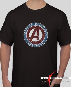 Earth's Mightiest Heroes comfort T-Shirt