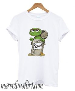 Oscar the grouch scram comfort T Shirt