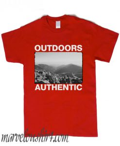 Outdoors authentic comfort T Shirt
