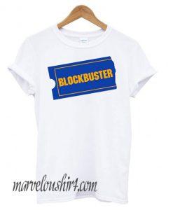 Retro Blockbuster Video Store Ticket comfort T shirt