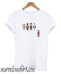 the Upside Down comfort T Shirt