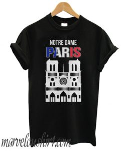 Notre Dame Cathedral comfort t Shirt
