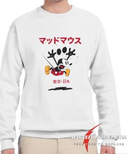 Mickey Mouse Japan comfort Sweatshirt