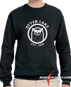 Otter Lake comfort Sweatshirt
