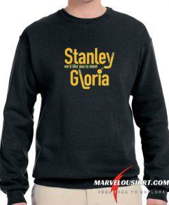 Stanley and Gloria comfort Sweatshirt