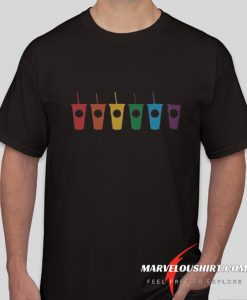 Starbucks Pride Starbucks Coffee comfort T-shirt