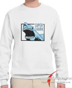 Super Shark comfort Sweatshirt