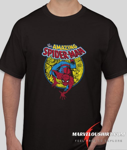 The Amazing Spider-Man comfort T SHirt