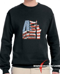 4th July Day Independence comfort Sweatshirt