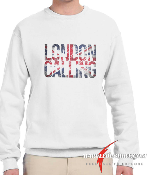 London Calling comfort Sweatshirt