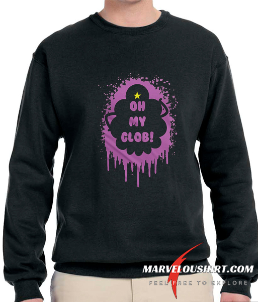 Lumpy Space Princess Art comfort Sweatshirt