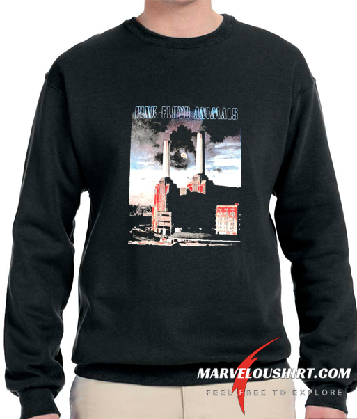 Pink Floyd Animals comfort Sweatshirt