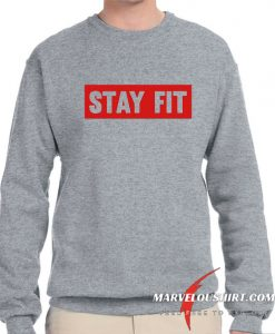Stay Fit comfort Sweatshirt
