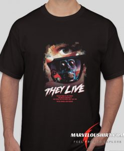 THEY LIVE MOVIE comfort T Shirt