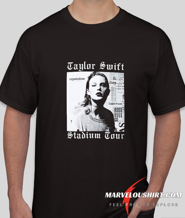 Taylor Swift Stadium Tour comfort T Shirt