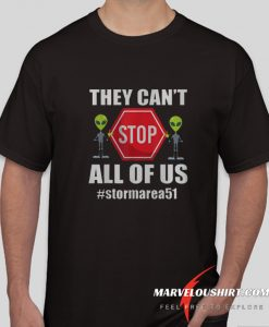 They Can't Stop All Of Us comfort T Shirt