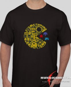 Video gamers classic vintage controller gamer comfort t-shirt