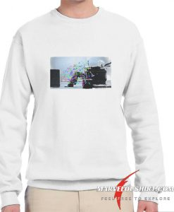 WEIR BLOWN AWAY comfort Sweatshirt
