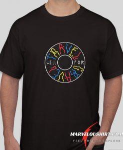 WILL TRAVEL FOR GRAVEL comfort T Shirt